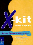 X Kit Undergraduate Human Resource Management