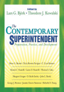 The Contemporary Superintendent