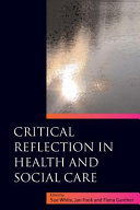 Critical Reflection In Health And Social Care