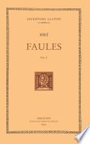 Faules (vol. I)