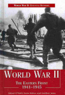 World War II  The Eastern Front 1941 1945
