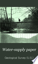 Water Supply Paper Book