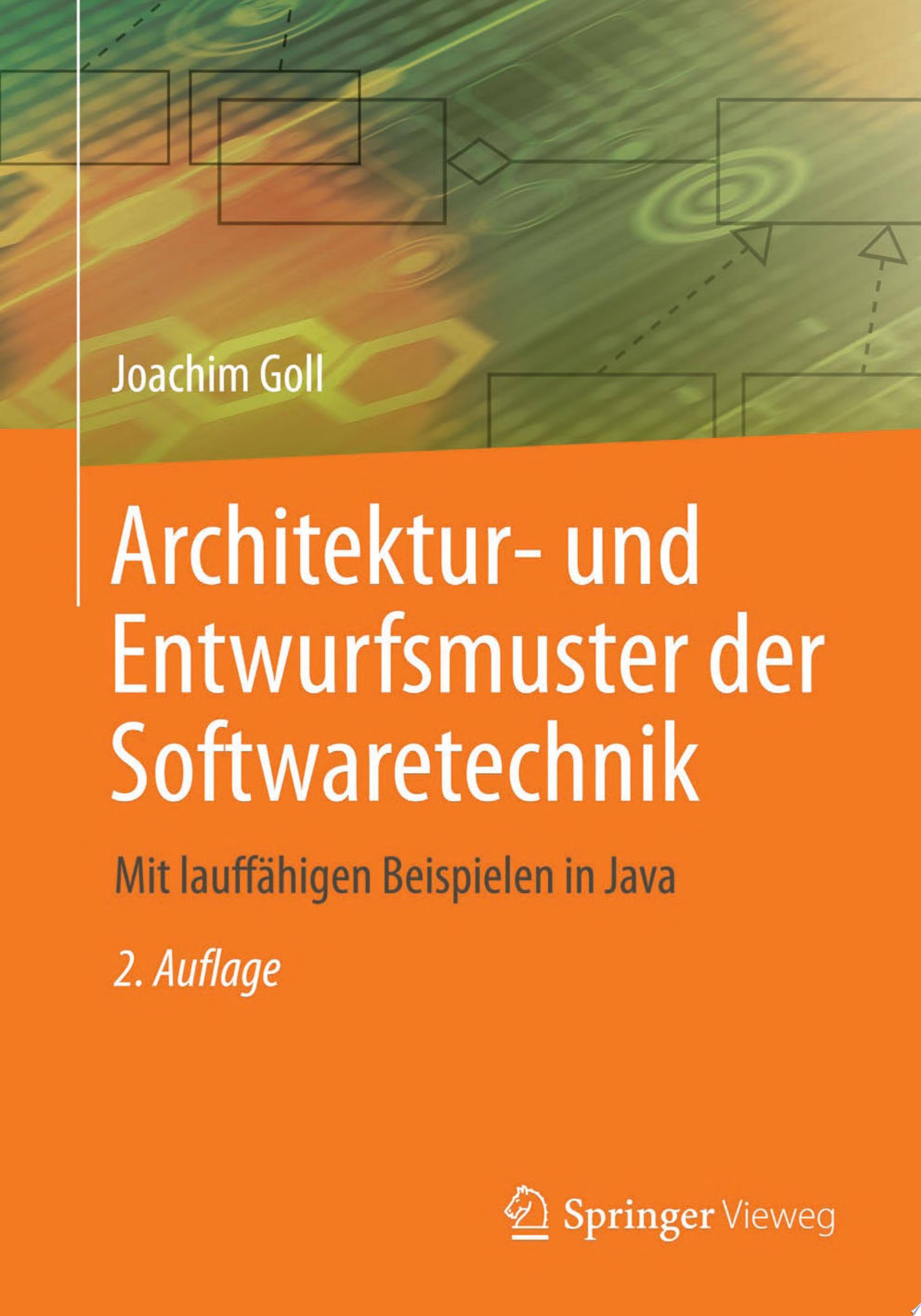 Architektur  und Entwurfsmuster der Softwaretechnik