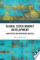 Global Stock Market Development