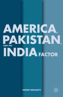Pdf America, Pakistan, and the India Factor Telecharger