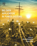 Big Data Application in Power Systems