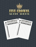 Five Crowns Score Sheets Book