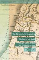 The Geocritical Legacies of Edward W. Said Pdf/ePub eBook