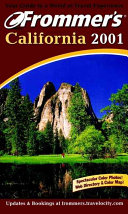 Pdf Frommer's California 2001