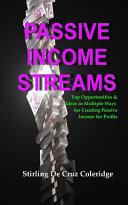 Passive Income Streams