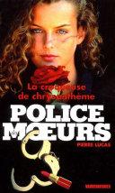 Pdf Police des moeurs n°147 La Croqueuse de chrysanthèmes Telecharger