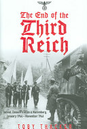 The End of the Third Reich Book