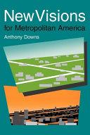 New Visions for Metropolitan America