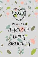 2020 Planner