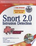 Snort Intrusion Detection 2 0 Book