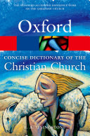 The Concise Oxford Dictionary of the Christian Church Pdf/ePub eBook