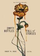 Empty Bottles Full of Stories Book
