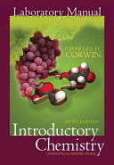Prentice Hall Laboratory Manual to Introductory Chemistry Book
