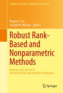 Robust Rank-Based and Nonparametric Methods