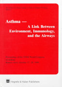 Asthma--a Link Between Environment, Immunology, and the Airways