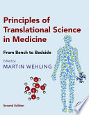 Principles of Translational Science in Medicine