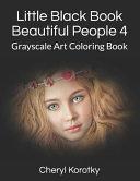 Little Black Book Beautiful People 4