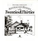 Australian Houses of the Twenties & Thirties