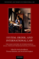 System, Order and International Law