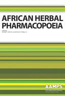 African Herbal Pharmacopoeia