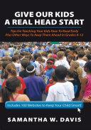 Give Our Kids A Real Head Start [Pdf/ePub] eBook