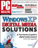 Pc Magazine Windows Xp Digital Media Solutions