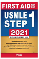 First Aid for the USMLE Step 1 2021  Thirty First Edition