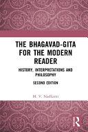 The Bhagavad Gita for the Modern Reader