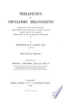 Von Ziemssen's Handbook of General Therapeutics