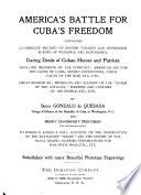America's Battle for Cuba's Freedom
