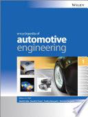 Encyclopedia Of Automotive Engineering Book PDF