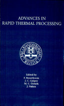 Advances in Rapid Thermal Processing