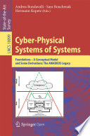 Cyber-Physical Systems of Systems