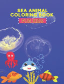 Sea Animal Coloring Book
