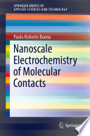 Nanoscale Electrochemistry of Molecular Contacts