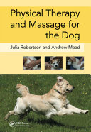 Pdf Physical Therapy and Massage for the Dog Telecharger