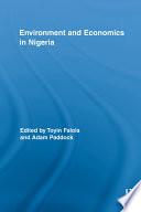 Environment and Economics in Nigeria