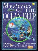 Mysteries of the Ocean Deep