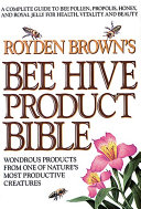 Bee Hive Product Bible Book