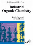 Industrial Organic Chemistry Pdf/ePub eBook