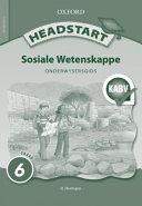 Books - Headstart Sosiale Wetenskappe Graad 6 Onderwysersgids | ISBN 9780199045563