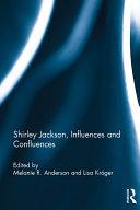 Pdf Shirley Jackson, Influences and Confluences Telecharger