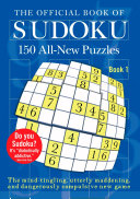 The Official Book of Sudoku  Book 1