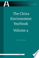 The China Environment Yearbook Volume 4