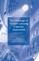 The Challenge of Tourism Carrying Capacity Assessment Book